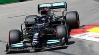 Lewis Hamilton považuje druhé místo za stávajících okolností za dobré (ilustrační foto)