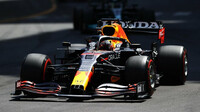 Max Verstappen ve Velké ceně Monaka 2021