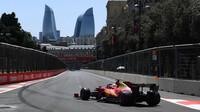 Charles Lecler - kvalifikace Baku