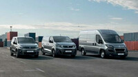 Akce na užitkové vozy Peugeot