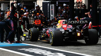 Max Verstappen - závod ve Francii