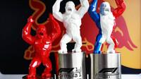 Trofeje - závod ve Francii