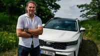 Jaromír Jágr má nové auto