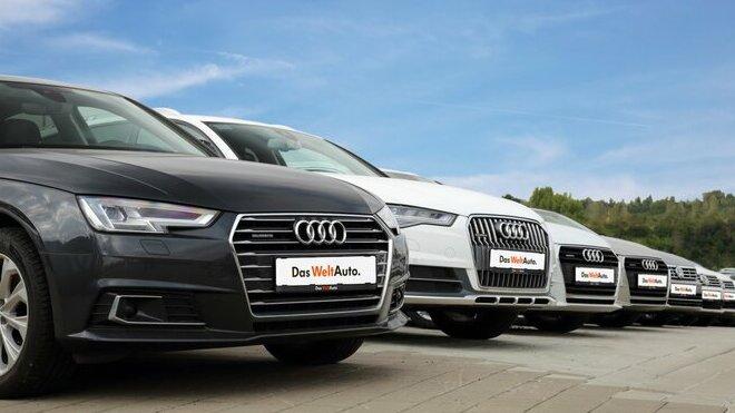Čím dál víc lidí hledá ojeté vozy jako alternativu k autům novým