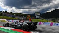 Valtteri Bottas - závod v rakouském Štýrsku