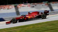 Carlos Sainz - závod v rakouském Štýrsku