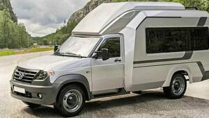 UAZ přináší první informace o jeho novém obytném voze - anotační obrázek