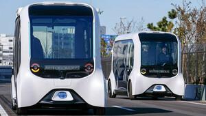 Olympioniky v Tokiu vozí futuristická vozítka od Toyoty - anotační obrázek