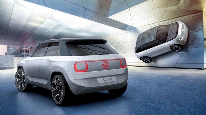 Koncept Volkswagen ID. LIFE