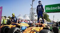 Daniel Ricciardo zvítězil v závodě na Monze