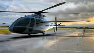 První vrtulník na vodík se pomalu ale jistě začíná rýsovat, vypadá opravdu zajímavě - anotační obrázek