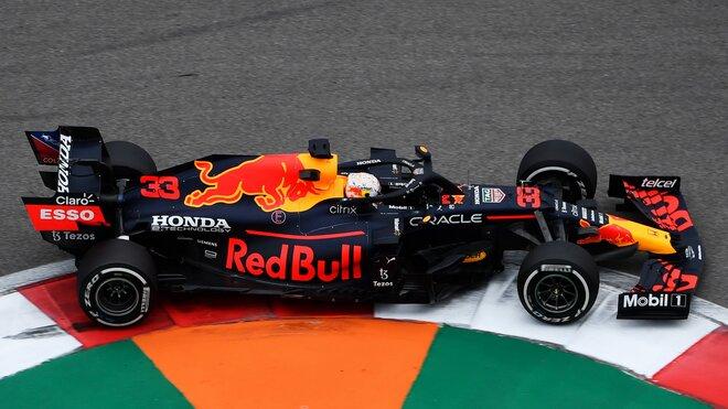 Max Verstappen je po závodu v Soči velmi spokojený