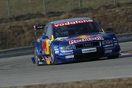 V roce 2004 vyhrál jako tovární jezdec Audi svůj první titul v DTM