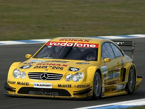 Přitom v novodobé historii Mercedes k DTM neodmyslitelně patří. Vzpomínáte, jak s ním jezdil Jaroslav Janiš?