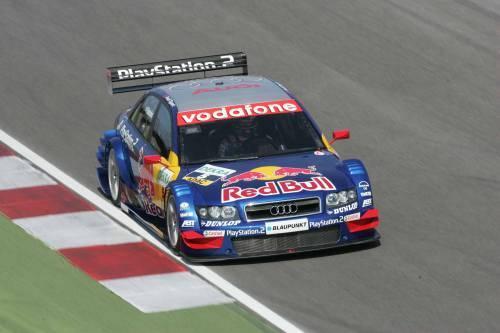 Ekström je nejúspěšnějším jezdcem Audi v historii DTM