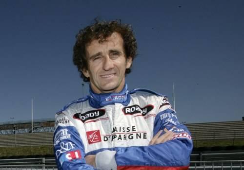 Proč odmítl Prost aktivní roli u Renaultu? - anotační foto