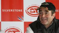Mansell se rád do světa F1 vracel a vrací