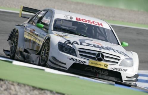 Jamie Green v dobách svého působení u Mercedesu