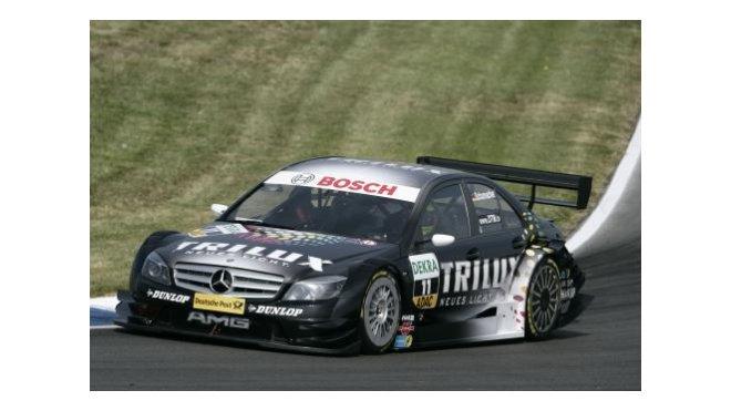 Schumacher: Přetížení je poloviční - anotačné foto