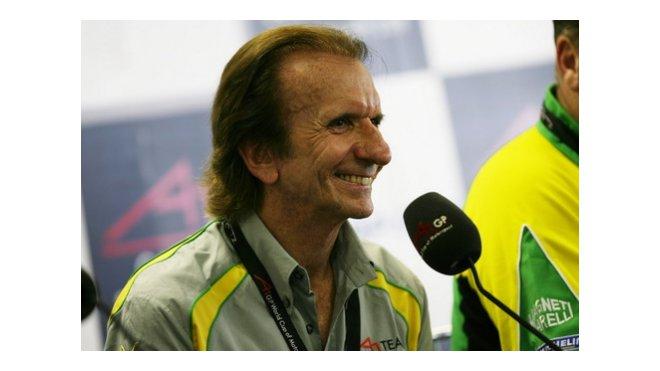 Emerson Fittipaldi je stále celosvětově oblíbenou a uznávanou osobností