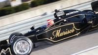 Team Lotus USA vstoupí do série IndyCar - anotační foto