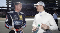 Coulthard - Schumacher, R.