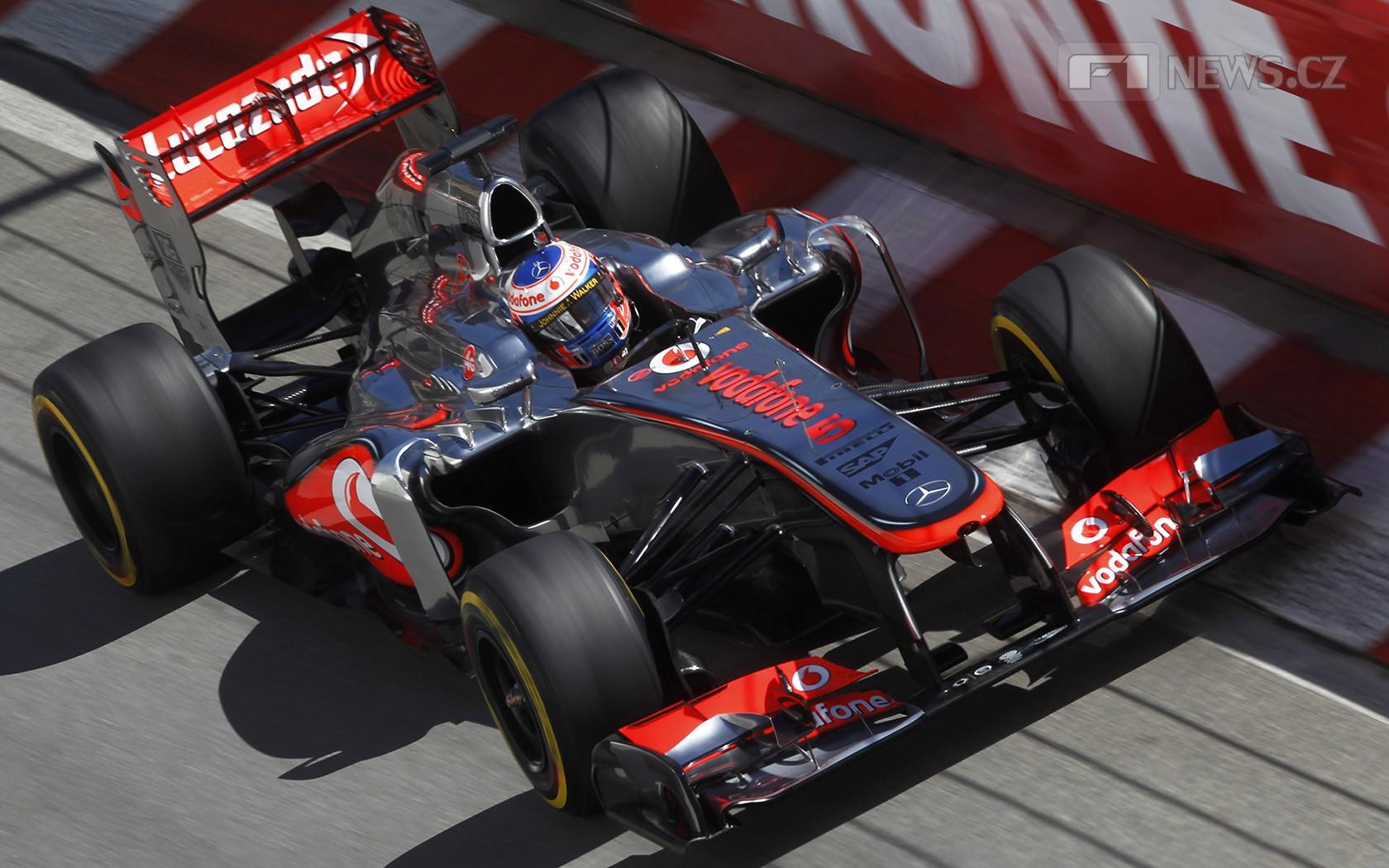 Vrátí se McLaren s motory Mercedes na vítěznou vlnu?