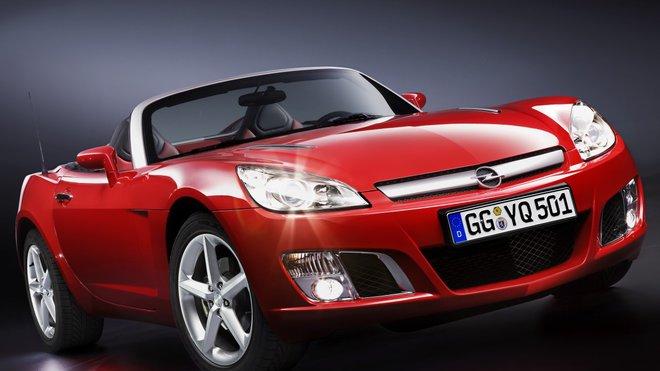 Opel GT z roku 2007